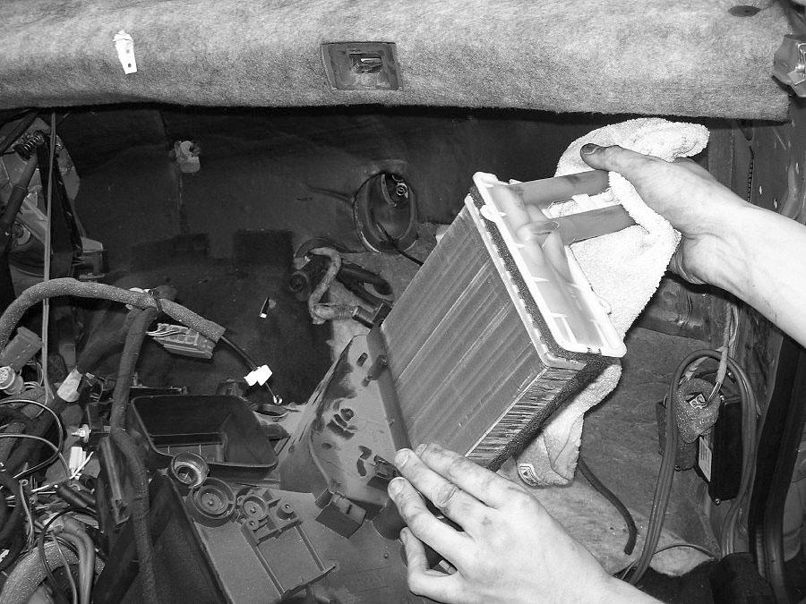 Autoschrauber De Audi Heizung Reparieren