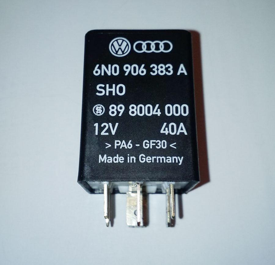 AUTOSCHRAUBER.DE | Kraftstoffrelais 410 409 VW reparieren