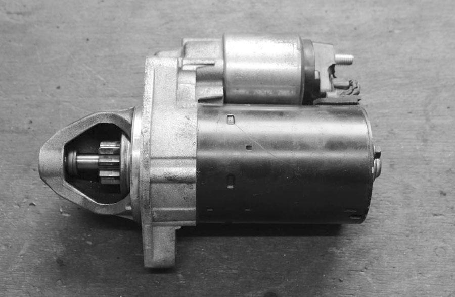 Außergewöhnlich AUTOSCHRAUBER.DE   Anlasser reparieren Reparatur &FZ_32