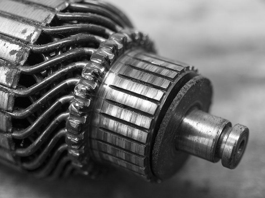 Ganz und zu Extrem AUTOSCHRAUBER.DE   Anlasser reparieren Reparatur &KG_59