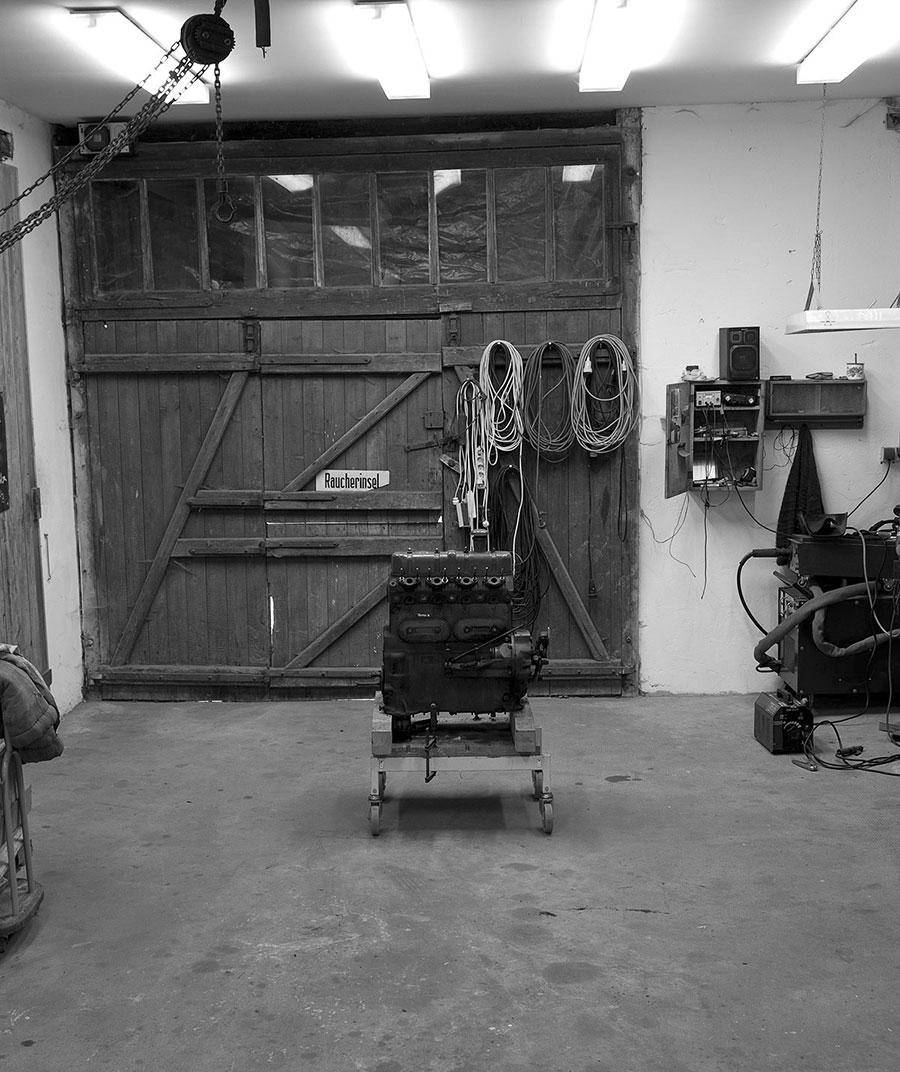 AUTOSCHRAUBER.DE | Werkstatt einrichten