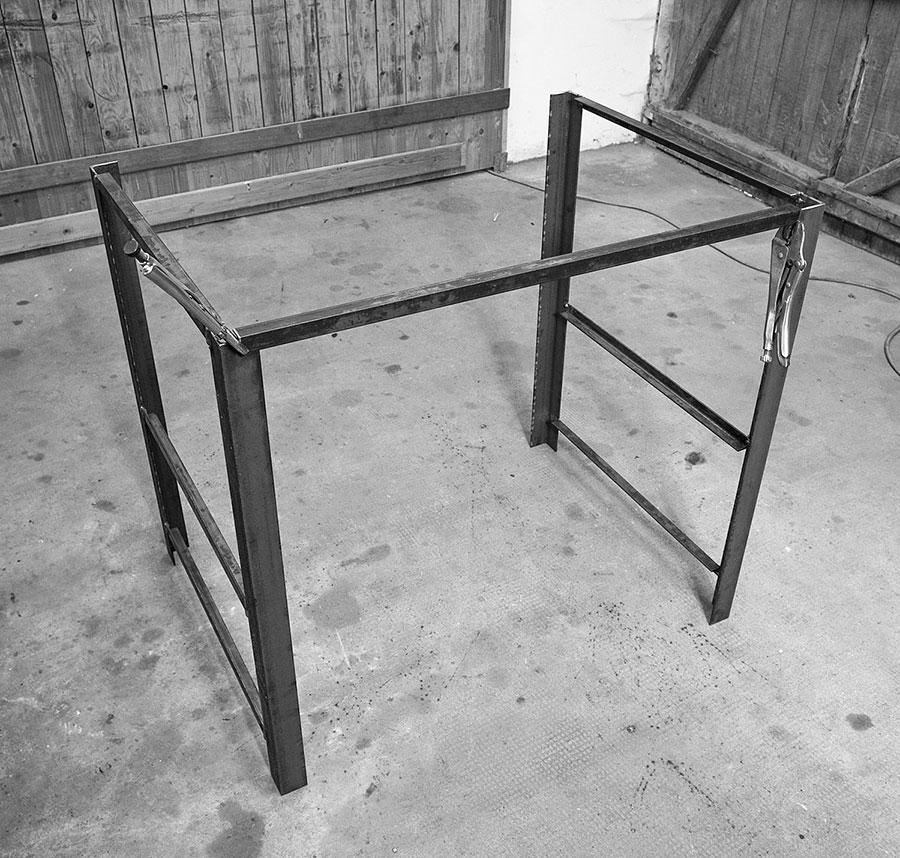 ungew hnlich werkbank rahmen fotos benutzerdefinierte. Black Bedroom Furniture Sets. Home Design Ideas