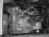 Motor von oben komplett