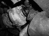 Ansaugschlauch des Turboladers demontieren