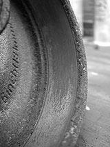 Radlager kaputt - Bremse angezogen