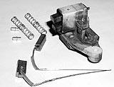 Bürstenhalter für Lichtmaschine