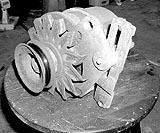 Bosch-Lichtmaschine