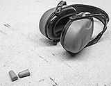 Gehörstöpsel und Kapselgehörschutz
