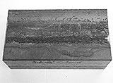 U-Stahl vor der Bearbeitung