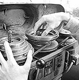 Drehzahl Bohrmaschine einstellen