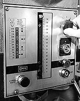 Bohrmaschine Hauptschalter
