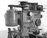 Alzmetall-Bohrmaschine