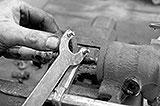 Flexschlüssel für Bremskolben