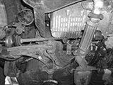 Antriebswelle Motorseite