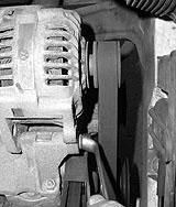 Lichtmaschine Passat lösen