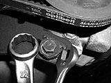 Werkzeug für Servopumpe