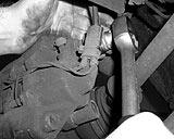Scheibenbremse Citroen AX