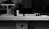 Stahlprofile im Querschnitt