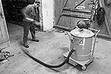 Industrie-Staubsauger für die Werkstatt