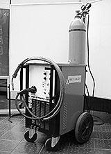 Schutzgas-Schweissgerät Oerlikon Citomag