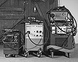 Drei Schutzgasschweissgeräte im Vergleich