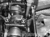 Schrauben Zylinderkopf lösen