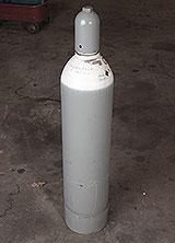 Sauerstoffflasche