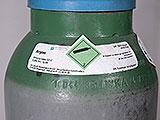 Schutzgas Argon