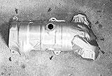 Hitzeschutzblech PSA-Motor Übersicht