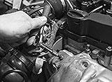 Hitzeschutzblech Turbo Schrauben lösen