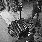 Ölwanne Smart und PSA-Motor umbauen