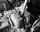 Ölzulauf Turbo lösen