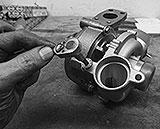 Turbo Arretierungsschraube umbauen