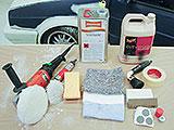 Poliermittel fürs Auto