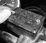 Deckel Bremsflüssigkeitbehälter