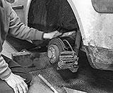 Radhaus saubermachen
