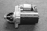 Schubschraubtrieb-Starter von Bosch