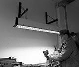 Werkbank-Beleuchtung