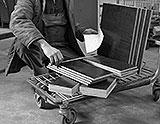 Holzplatten für Schubladen zuschneiden