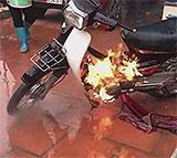 Benzinbrand